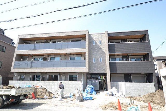 大阪府吹田市岸部中3丁目1LDK+1納戸