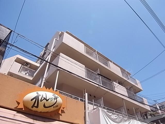 兵庫県神戸市中央区琴ノ緒町4丁目1DK