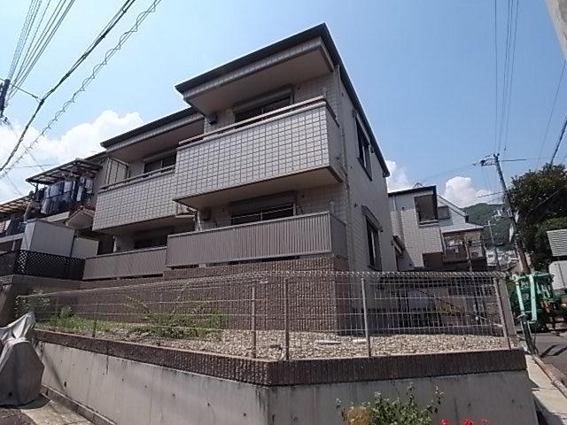 兵庫県神戸市中央区山本通3丁目1K