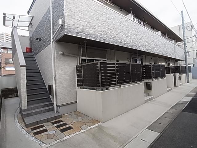 兵庫県神戸市長田区腕塚町8丁目1K