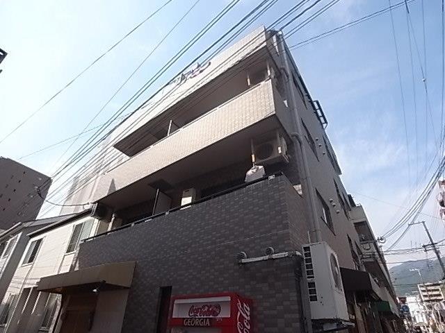 兵庫県神戸市中央区筒井町3丁目1K
