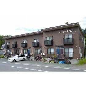 田沢湖線 大釜駅(バス28分 ・滝沢商工会館前停、 徒歩1分)