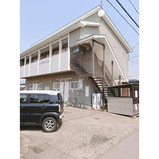 いわて銀河鉄道 巣子駅(バス10分 ・富士見団地停、 徒歩4分)