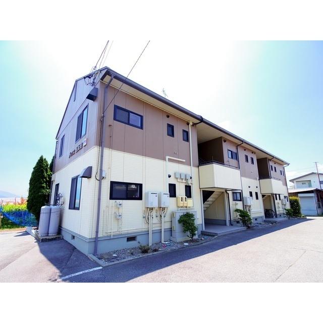 松本電気鉄道 西松本駅(バス21分 ・岡田出張所前停、 徒歩5分)