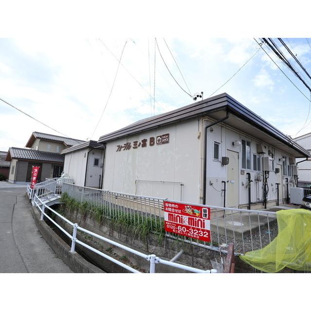 松本電気鉄道 大庭駅(徒歩10分)