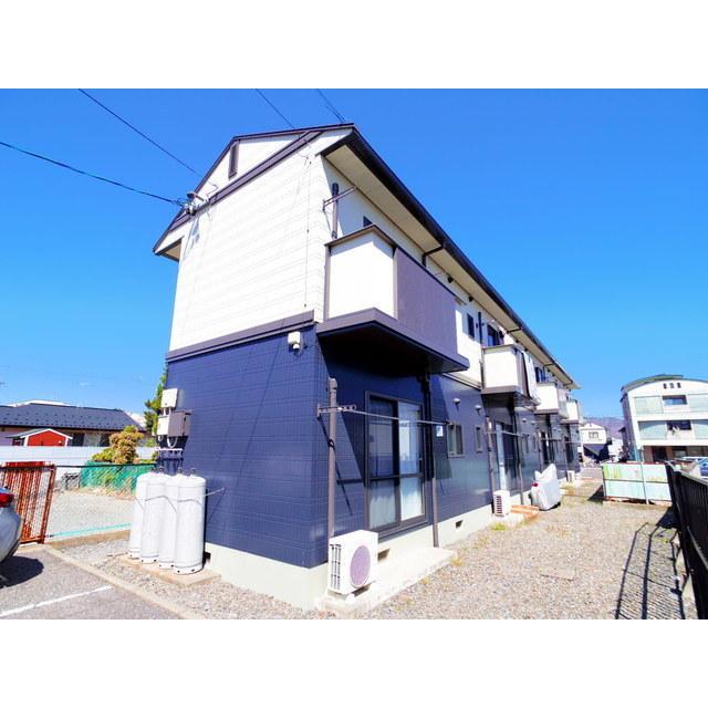 大糸線 南豊科駅(徒歩11分)