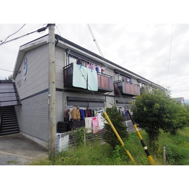 飯田線 飯田駅(バス27分 ・三日市場東部停、 徒歩7分)
