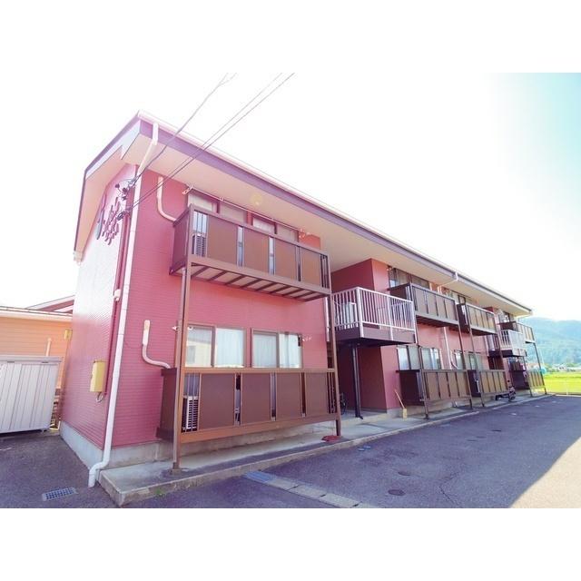 松本電気鉄道 西松本駅(バス15分 ・山辺中学校前停、 徒歩8分)