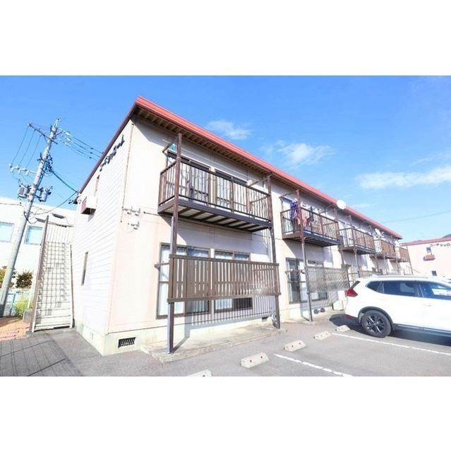 長野県松本市筑摩3−2DK