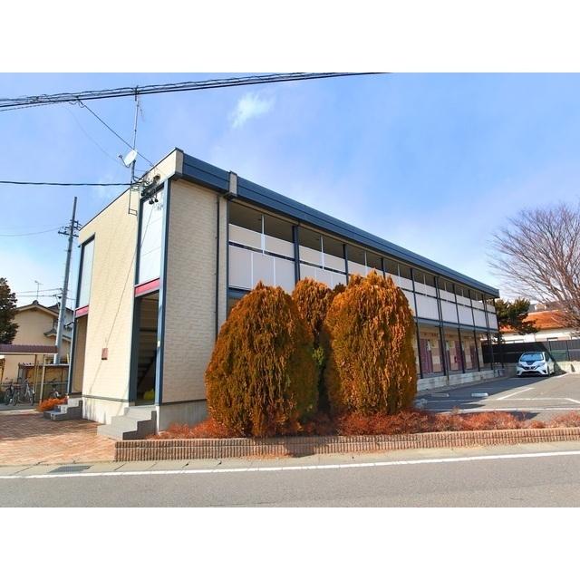 長野県松本市横田4−1K