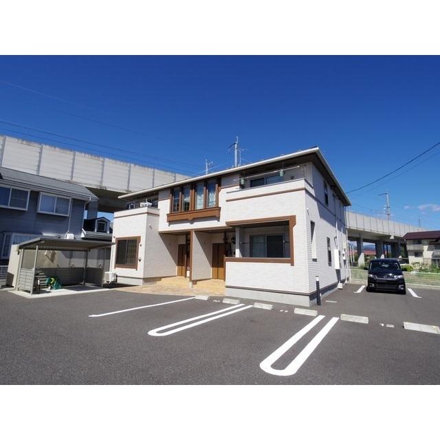 篠ノ井線 篠ノ井駅(バス7分 ・東篠ノ井公民館停、 徒歩3分)
