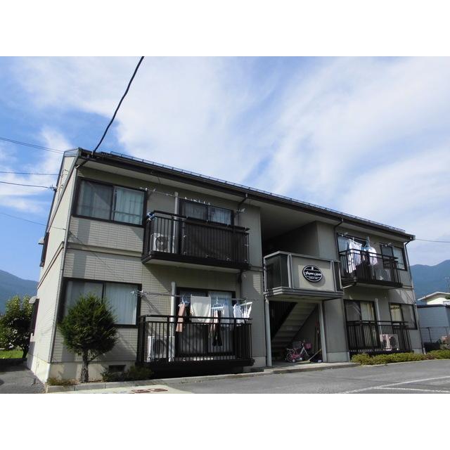 しなの鉄道 テクノさかき駅(バス18分 ・月見区公民館前停、 徒歩3分)