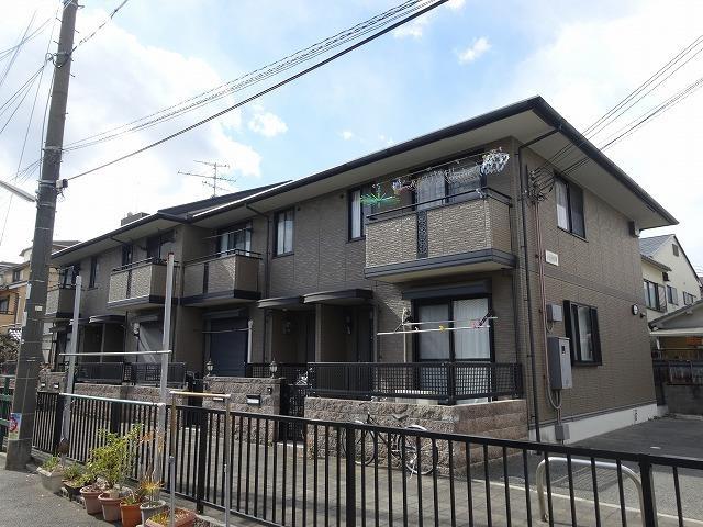 大阪府豊中市庄内幸町3丁目2LDK+1納戸