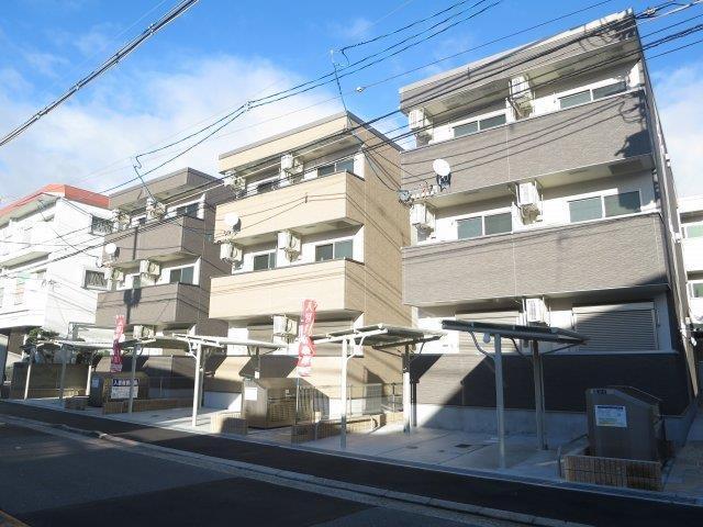 阪急電鉄宝塚線 池田駅(徒歩8分)