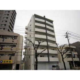 広島電鉄宇品線 県病院前駅(徒歩3分)