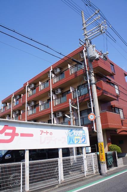 大阪府堺市北区中百舌鳥町1丁1K
