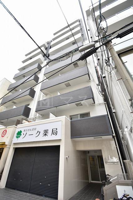 長堀鶴見緑地線 西大橋駅(徒歩5分)