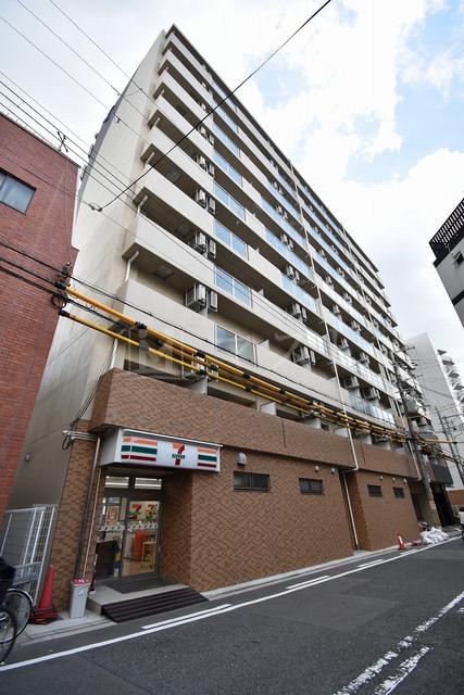 千日前線 野田阪神駅(徒歩3分)、阪神電鉄本線 野田駅(徒歩5分)