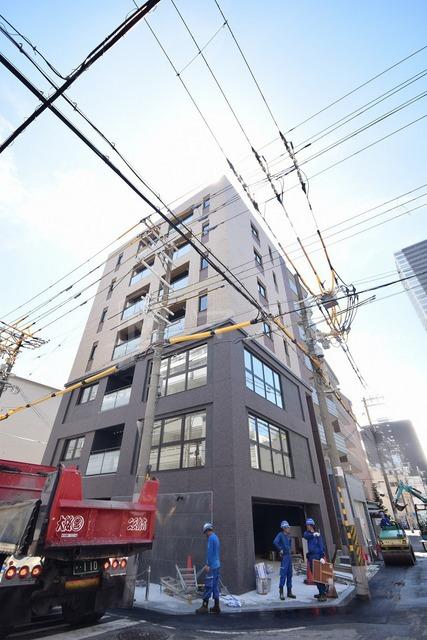 大阪環状線 福島駅(徒歩8分)、阪神電鉄本線 福島駅(徒歩9分)