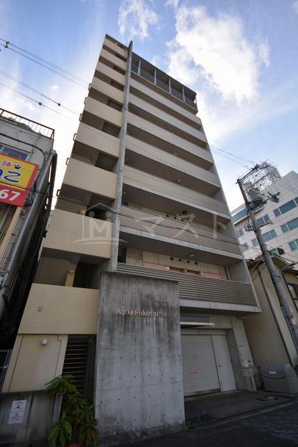 大阪環状線 福島駅(徒歩2分)、阪神電鉄本線 福島駅(徒歩5分)