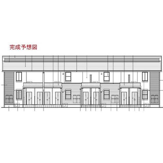 宇部線 東新川駅(徒歩40分)
