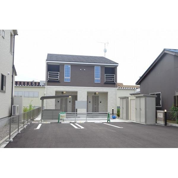 北陸新幹線 新高岡駅(徒歩4分)
