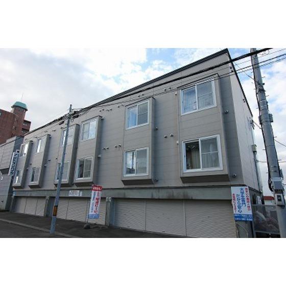 千歳線 新札幌駅(徒歩52分)
