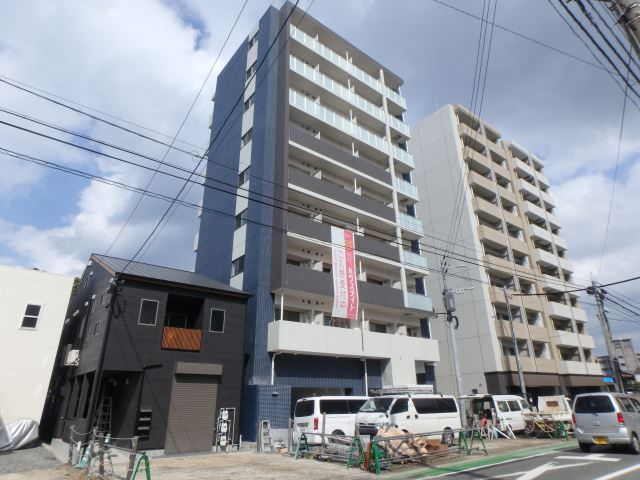 福岡市箱崎線 千代県庁口駅(徒歩2分)