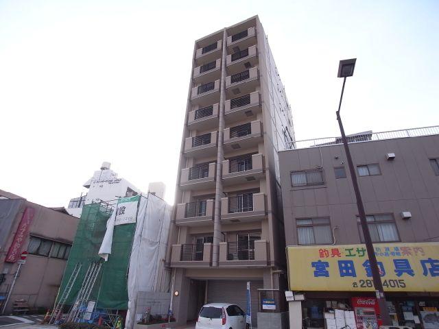 福岡市空港線 中洲川端駅(徒歩9分)