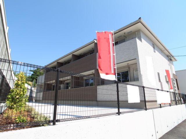福岡市空港線 博多駅(バス44分 ・南片江停、 徒歩4分)