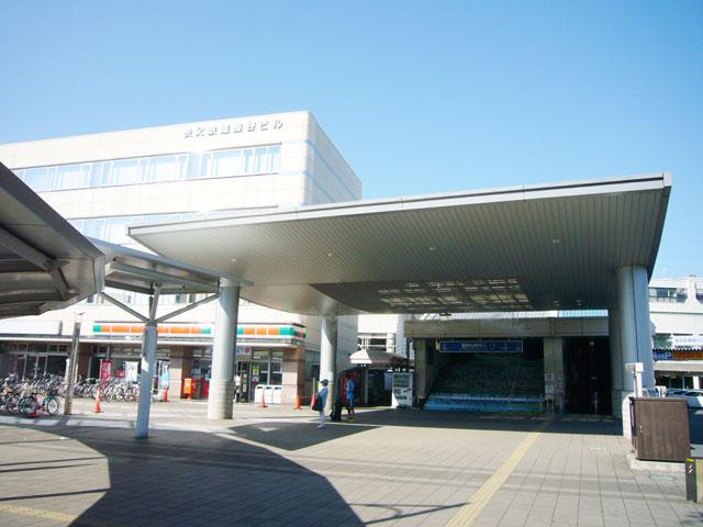 熊谷駅のエリア情報2
