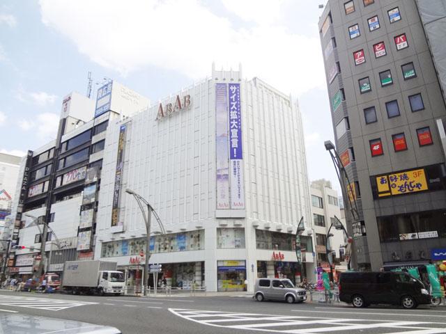 上野駅のエリア情報6