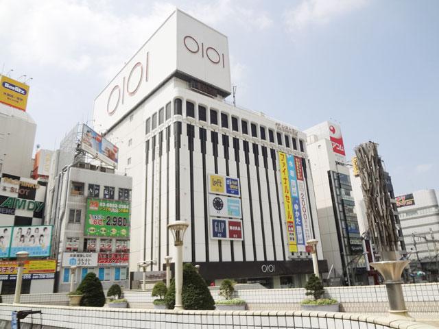 上野駅のエリア情報8