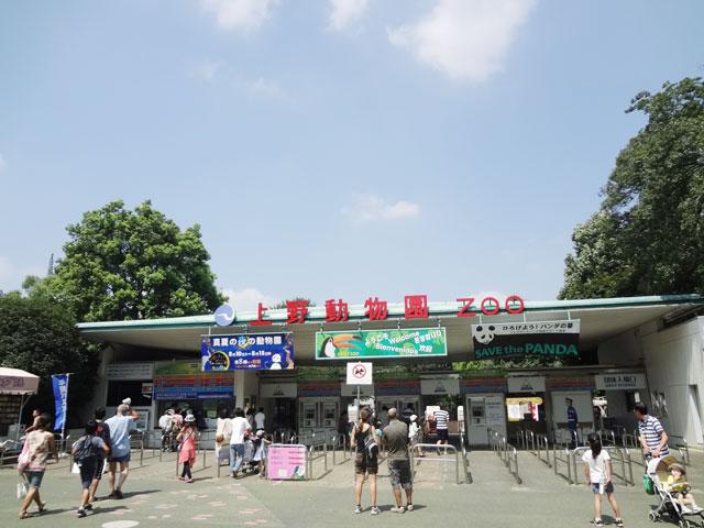 上野駅のエリア情報9