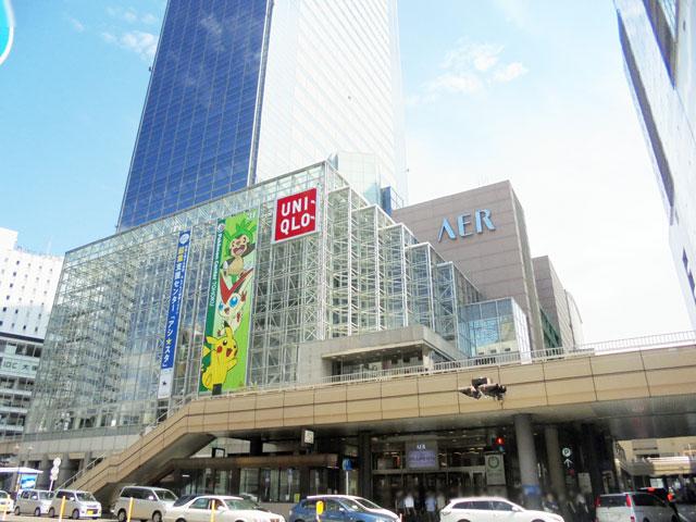 仙台駅のエリア情報11