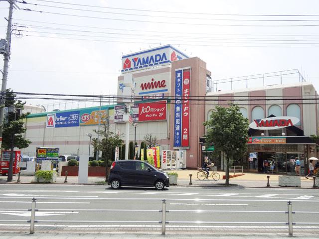 蓮田駅のエリア情報4
