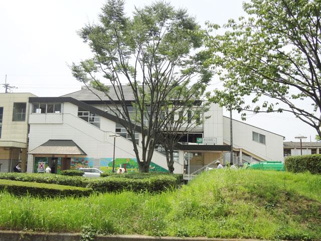 新白岡駅のエリア情報1