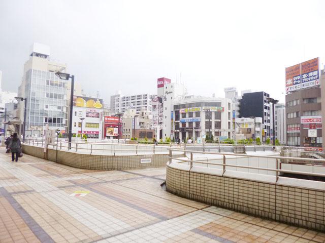 松戸駅のエリア情報2