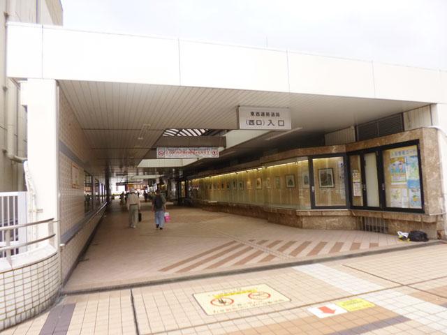 松戸駅のエリア情報3