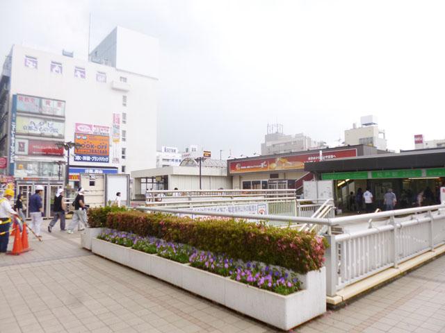 松戸駅のエリア情報8