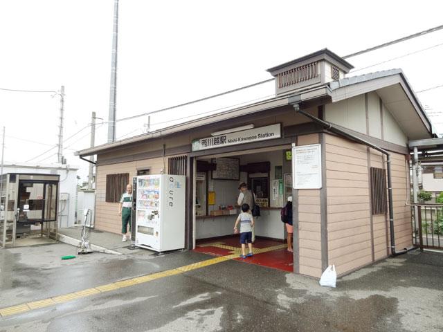 西川越駅のエリア情報1