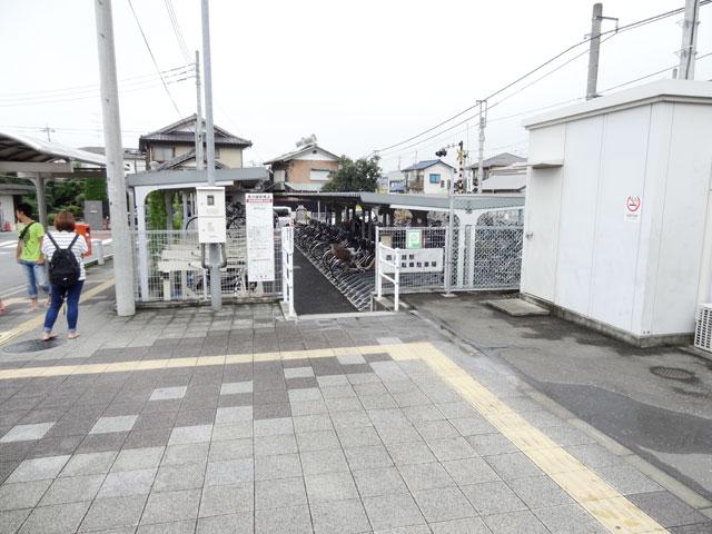 西川越駅のエリア情報2