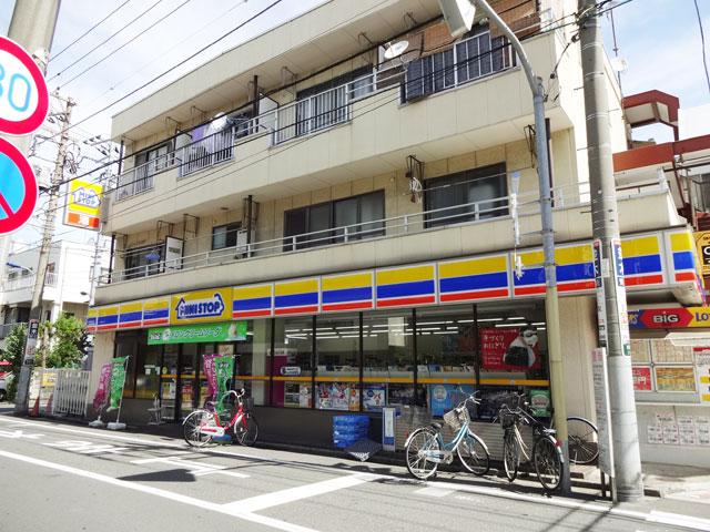 尾久駅のエリア情報5