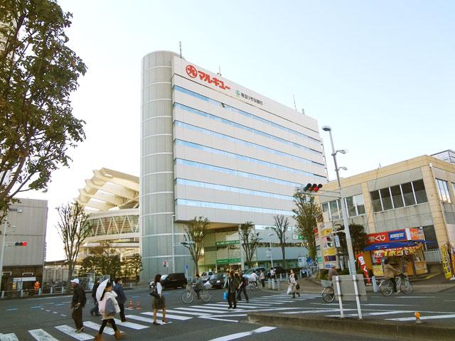 さいたま新都心駅のエリア情報6