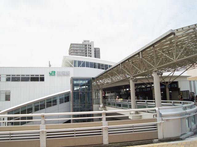 上尾駅のエリア情報1