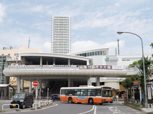 上尾駅のエリア情報2