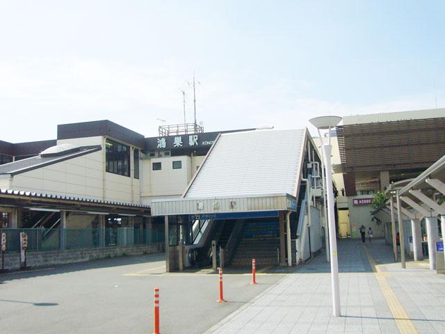 鴻巣駅のエリア情報2