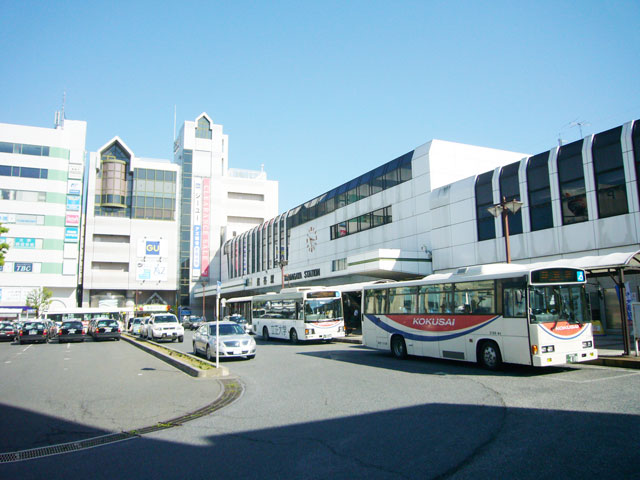 熊谷駅のエリア情報1