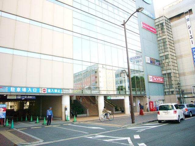 熊谷駅のエリア情報3