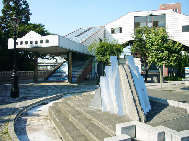 籠原駅のエリア情報1